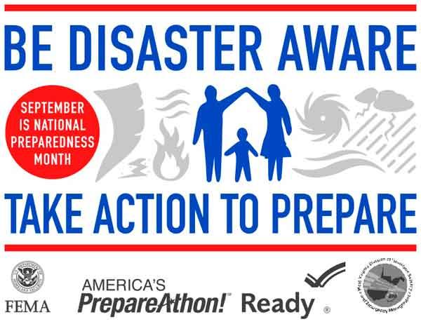 Be Disaster Aware