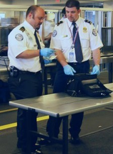 Screening Checkpoint Boston Logan