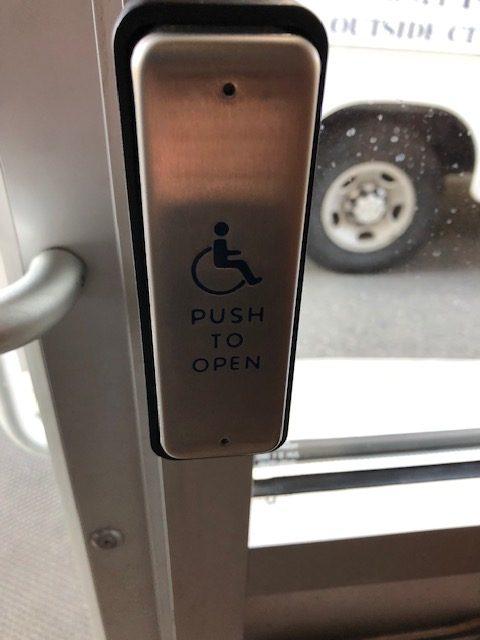 Ditec automatic door opener